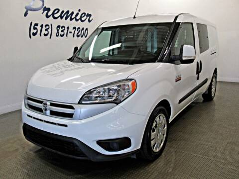 2018 RAM ProMaster City Wagon for sale at Premier Automotive Group in Milford OH