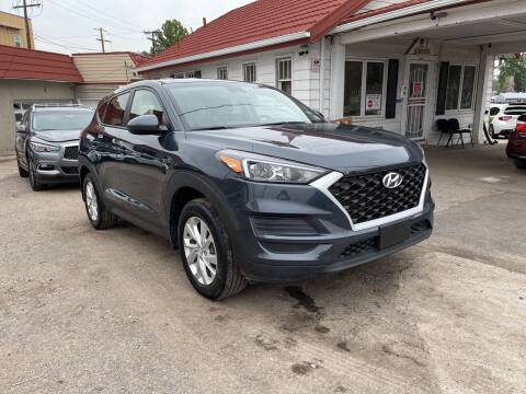 2019 Hyundai Tucson for sale at STS Automotive in Denver CO