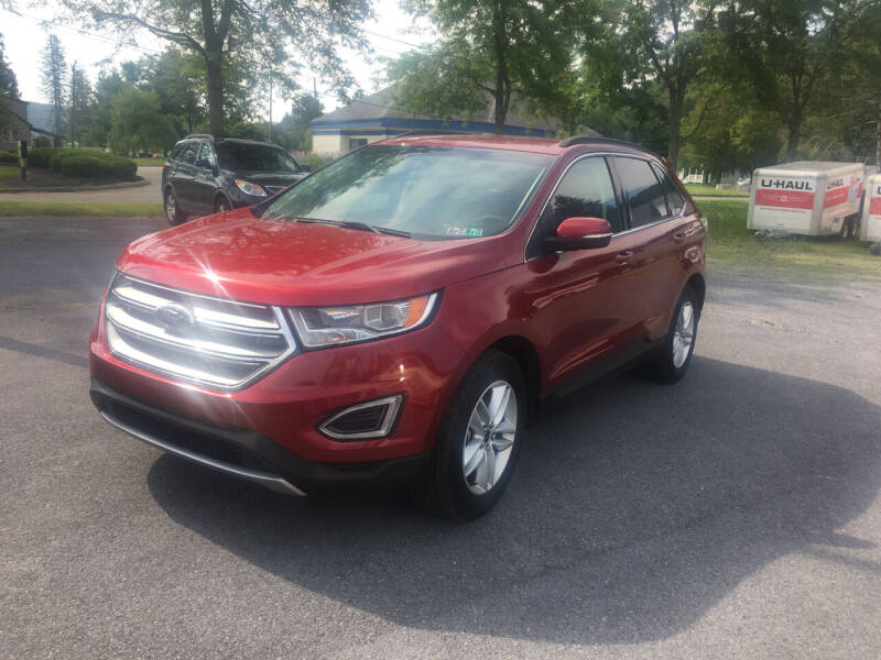 2015 Ford Edge for sale at K B Motors in Clearfield PA