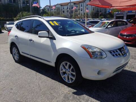2011 Nissan Rogue for sale at Brascar Auto Sales in Pompano Beach FL