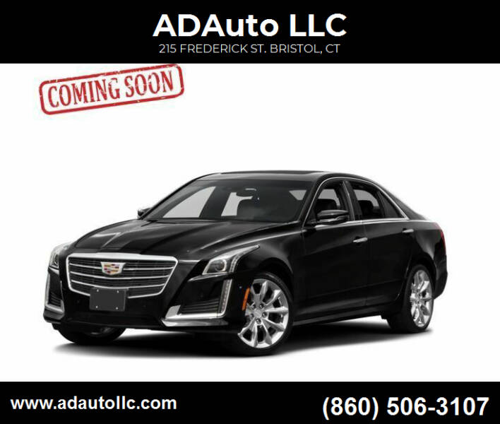 2014 Cadillac CTS for sale at ADAuto LLC in Bristol CT