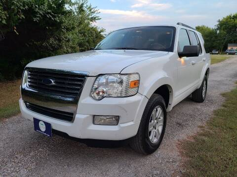 2010 Ford Explorer for sale at The Car Shed in Burleson TX