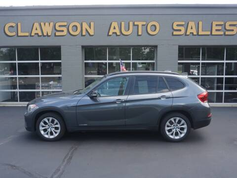 2014 BMW X1 for sale at Clawson Auto Sales in Clawson MI