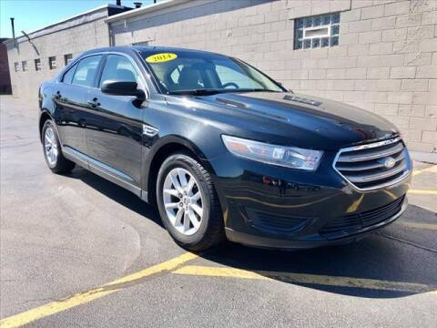 2014 Ford Taurus for sale at Richardson Sales & Service in Highland IN