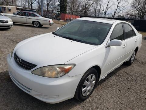 2002 Toyota Camry for sale at Flex Auto Sales in Cleveland OH