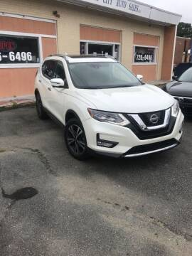 2017 Nissan Rogue for sale at City to City Auto Sales in Richmond VA