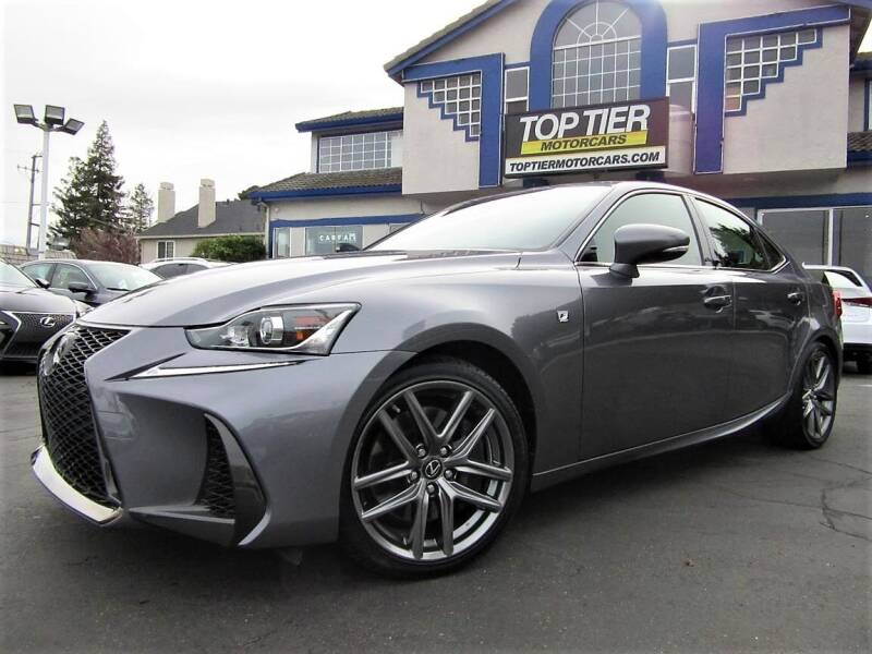2017 Lexus IS 300 for sale at Top Tier Motorcars in San Jose CA