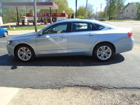 2014 Chevrolet Impala for sale at Nelson Auto Sales in Toulon IL