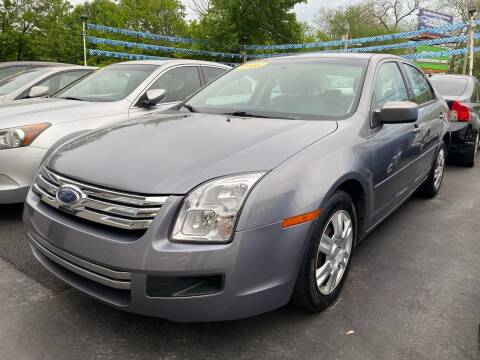 2006 Ford Fusion for sale at WOLF'S ELITE AUTOS in Wilmington DE
