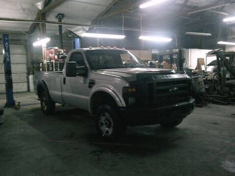 2008 Ford F-250 Super Duty for sale at WEINLE MOTORSPORTS in Cleves OH
