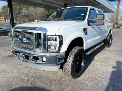2010 Ford F-250 Super Duty for sale at Magic Motors Inc. in Snellville GA