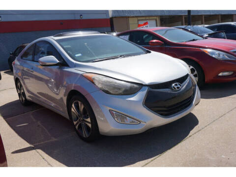 2013 Hyundai Elantra Coupe for sale at Sand Springs Auto Source in Sand Springs OK