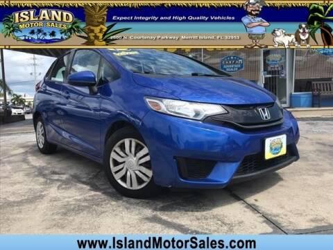 2015 Honda Fit for sale at Island Motor Sales Inc. in Merritt Island FL