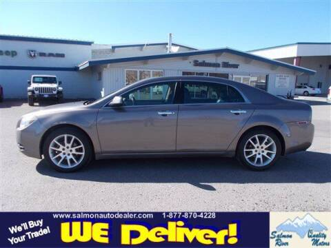 2010 Chevrolet Malibu for sale at QUALITY MOTORS in Salmon ID