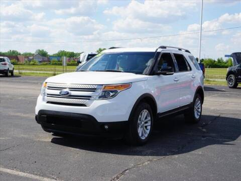 2015 Ford Explorer for sale at FOWLERVILLE FORD in Fowlerville MI