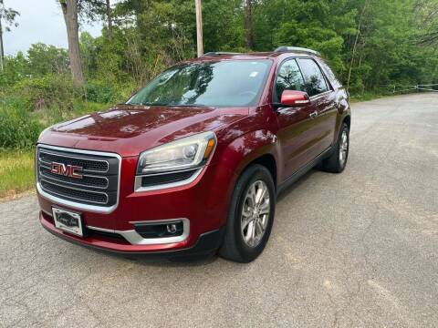 2015 GMC Acadia for sale at Speed Auto Mall in Greensboro NC