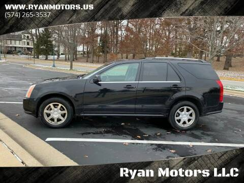 2005 Cadillac SRX for sale at Ryan Motors LLC in Warsaw IN