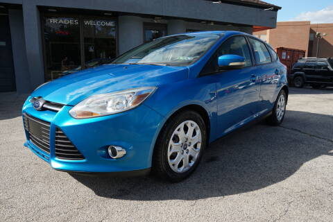 2012 Ford Focus for sale at PA Motorcars in Conshohocken PA