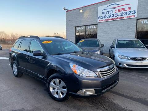 2011 Subaru Outback for sale at Auto Deals in Roselle IL