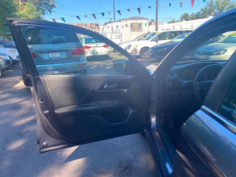 2017 Honda Accord LX 4dr Sedan CVT - Elizabeth NJ