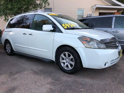 2009 Nissan Quest for sale at El Tucanazo Auto Sales in Grand Island NE