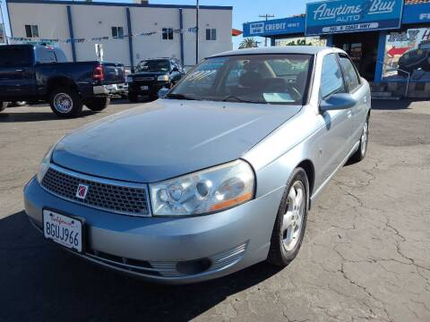 2004 Saturn L300 for sale at ANYTIME 2BUY AUTO LLC in Oceanside CA