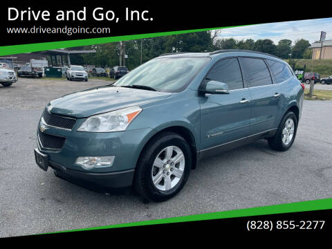 2009 Chevrolet Traverse for sale at Drive and Go, Inc. in Hickory NC
