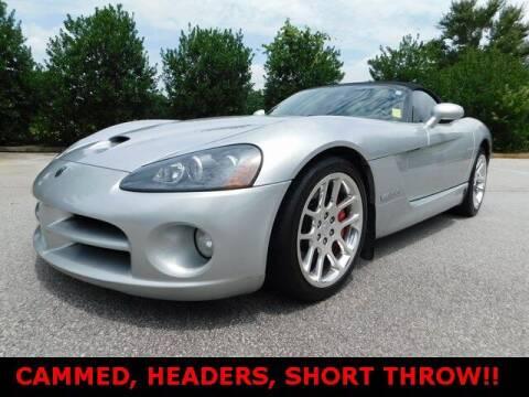 2004 Dodge Viper for sale at West Georgia Auto Brokers in Douglasville GA