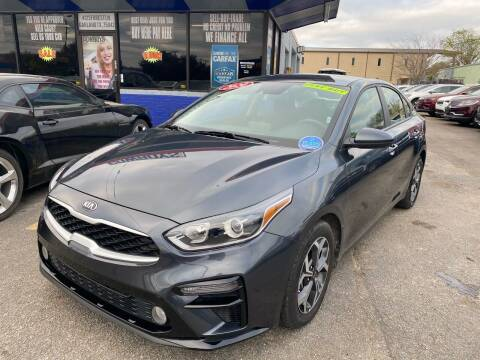 2020 Kia Forte for sale at Cow Boys Auto Sales LLC in Garland TX
