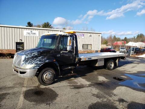 2002 International DuraStar 4300 for sale at GRS Auto Sales and GRS Recovery in Hampstead NH