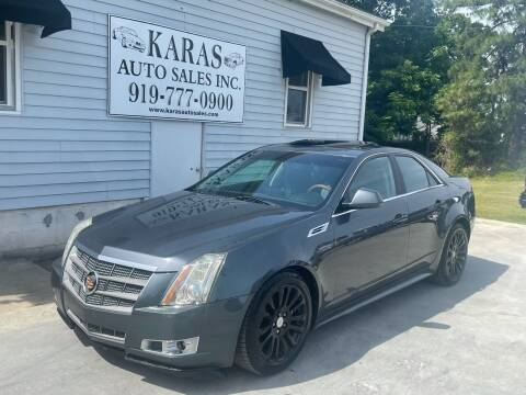 2010 Cadillac CTS for sale at Karas Auto Sales Inc. in Sanford NC