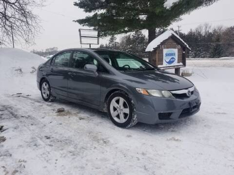 2010 Honda Civic for sale at Shores Auto in Lakeland Shores MN