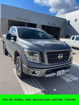 2017 Nissan Titan XD for sale at Nissan of Boerne in Boerne TX