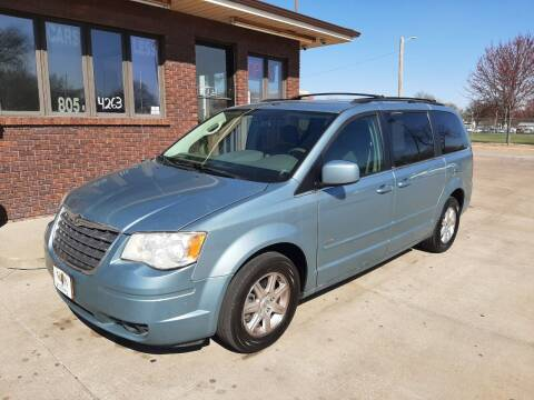 2008 Chrysler Town and Country for sale at CARS4LESS AUTO SALES in Lincoln NE