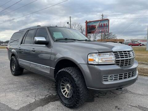 2012 Lincoln Navigator L for sale at Albi Auto Sales LLC in Louisville KY