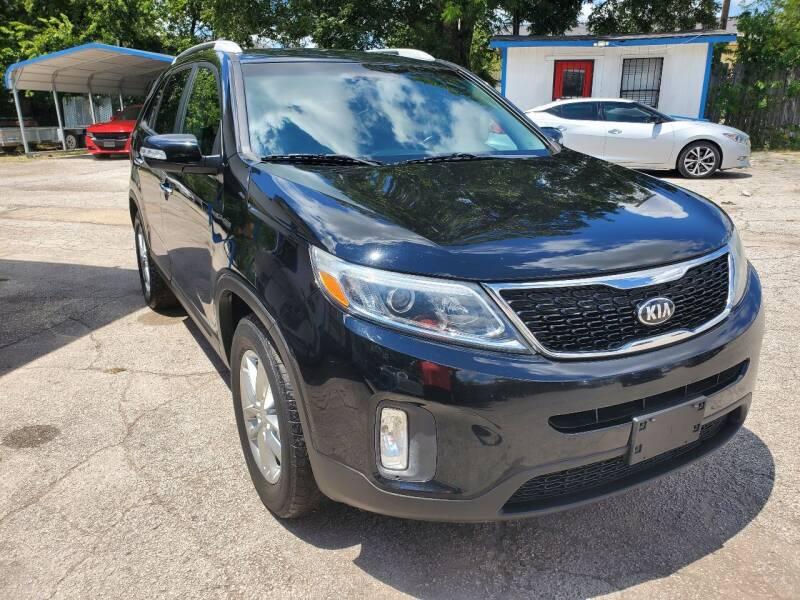 2015 Kia Sorento for sale at Tony's Auto Plex in San Antonio TX