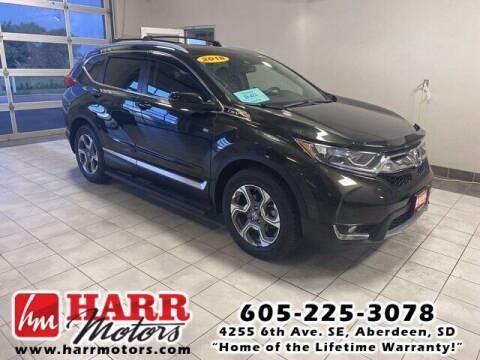 2018 Honda CR-V for sale at Harr's Redfield Ford in Redfield SD