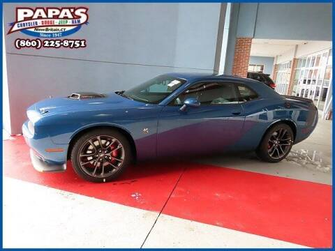 2021 Dodge Challenger for sale at Papas Chrysler Dodge Jeep Ram in New Britain CT