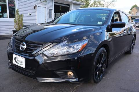 2018 Nissan Altima for sale at Randal Auto Sales in Eastampton NJ