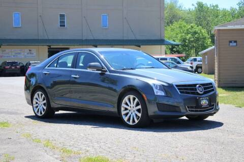 2014 Cadillac ATS for sale at Great Lakes Classic Cars & Detail Shop in Hilton NY