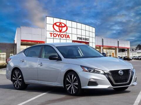 2019 Nissan Altima for sale at PHIL SMITH AUTOMOTIVE GROUP - Pinehurst Toyota Hyundai in Southern Pines NC