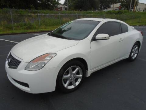 2008 Nissan Altima for sale at Atlanta Auto Max in Norcross GA