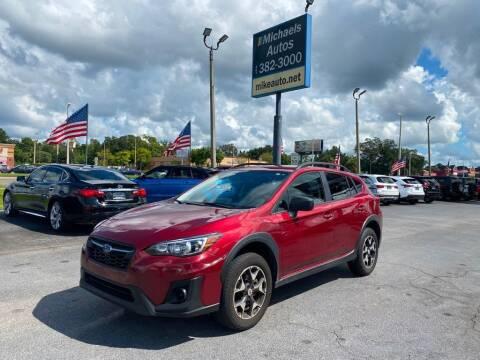 2018 Subaru Crosstrek for sale at Michaels Autos in Orlando FL