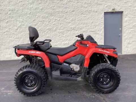 2021 Can-Am Outlander MAX 570 for sale at Road Track and Trail in Big Bend WI