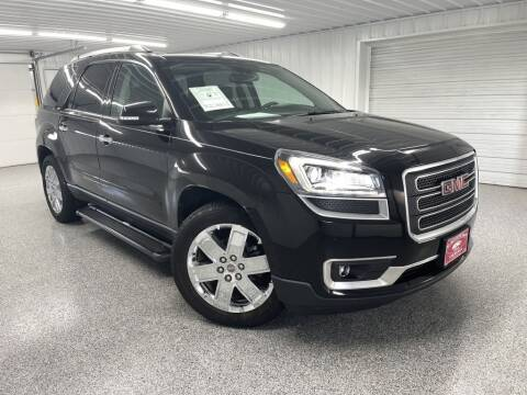 2017 GMC Acadia Limited for sale at Hi-Way Auto Sales in Pease MN