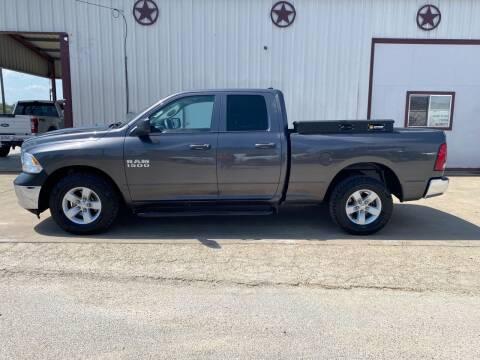 2018 RAM Ram Pickup 1500 for sale at Circle T Motors INC in Gonzales TX
