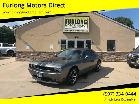 2011 Dodge Challenger for sale at Furlong Motors Direct in Faribault MN