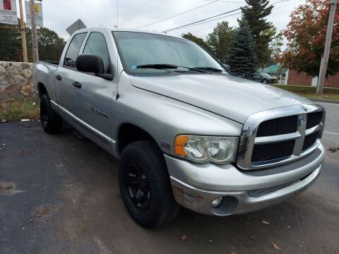 2005 Dodge Ram Pickup 1500 for sale at Plaistow Auto Group in Plaistow NH