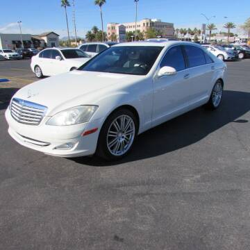 2009 Mercedes-Benz S-Class for sale at Charlie Cheap Car in Las Vegas NV