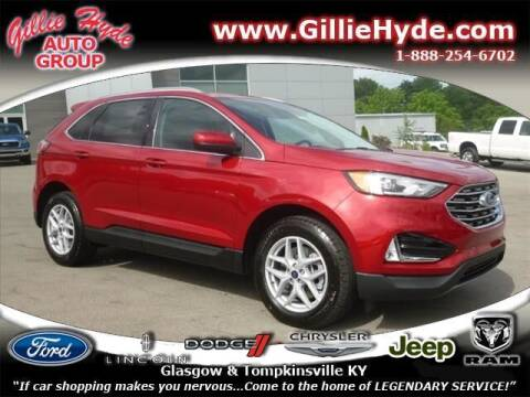 2021 Ford Edge for sale at Gillie Hyde Auto Group in Glasgow KY